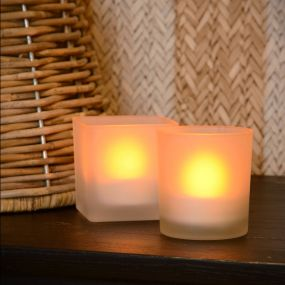 LED Candle rond