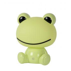Lucide Dodo Grenouille - lampe pour enfants - 24 cm - 3W LED à intensité variable incl. - vert