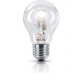Philips ampoule halogène - E27 - 53W - blanc chaud (liquidation)
