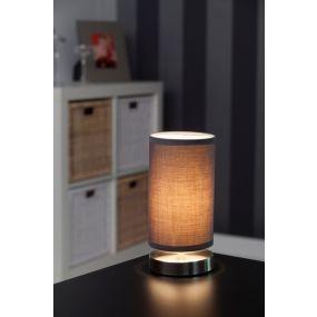 Clarie lampe de table - gris